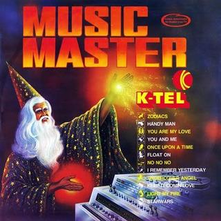 Cd Music Master Volume 1 E 2 - K-tel (preço Por Unidade)