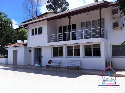 Imagem 1 de 30 de Casa Com 3 Dormitórios À Venda, 350 M² Por R$ 1.800.000,00 - Miolo Da Granja - Cotia/sp - Ca0613