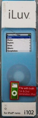 Forro Iluv Para iPod 1ra Y 2da Generación Il-i102 Tienda Vis