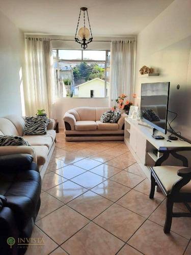 Imagem 1 de 8 de Apartamento Com 3 Dormitórios À Venda, 106 M² Por R$ 500.000,00 - Estreito - Florianópolis/sc - Ap5607