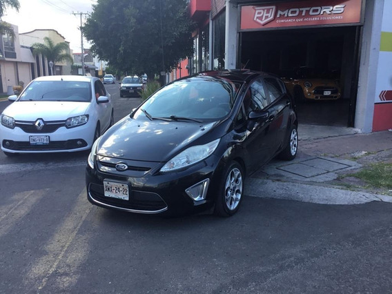 Ford Fiesta 2012 Hb Ses