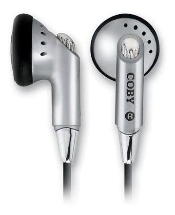 Audifonos Coby Cv-e05 Stereo.