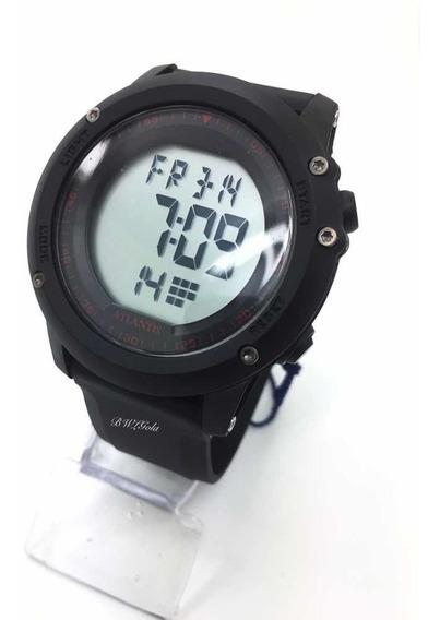 Relógio Atlantis Digital Sport Prova D´água G7484