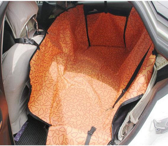Capa Protetora Impermeável Dupla Banco Traseiro Pet Carro