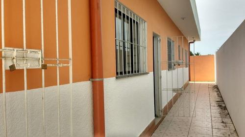 Casa Com 2 Dormitórios No Litoral Sul De São Paulo - 0121-cs