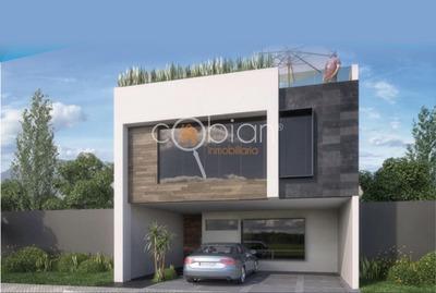 Casa Nueva Con Acabados Residenciales, Lucendi 39
