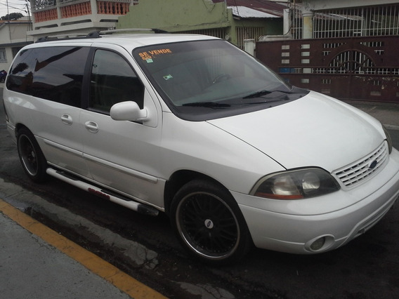Ford Windstar 2002 Excelentes Condiciones