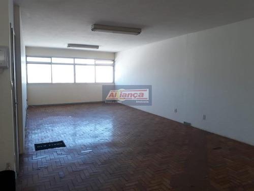 Sala Para Alugar, 68 M² - Centro - Guarulhos/sp - Ai17507