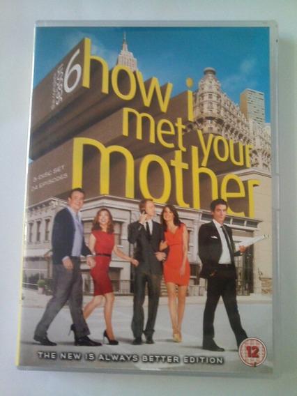Dvd How I Met Your Mother