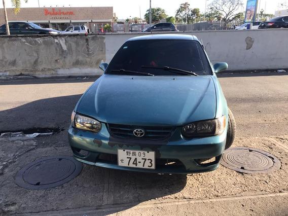 Toyota Corolla Inicial 95,000