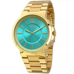 Relógio Feminino Euro Analógico Casual Eu2035lxm/4v