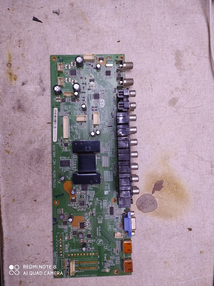Placa Principal Tc-l32b6b