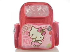 Mochila Infantil Hello Kitty