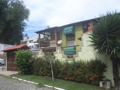 Casa Em Alcântara, São Gonçalo/rj De 140m² 4 Quartos À Venda Por R$ 315.000,00 - Ca214077