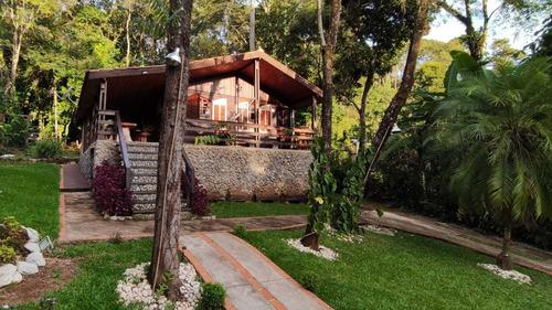Casa Em Condomínio Com 3 Quartos Para Comprar No Condomínio Aldeia Da Cachoeira Das Pedras Em Brumadinho/mg - 2147