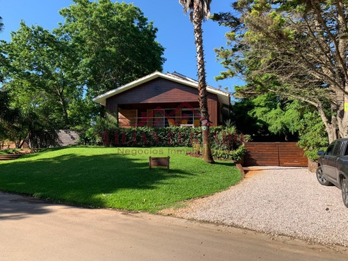 Venta Casa En Solanas, Punta Ballena - Ref: 1328