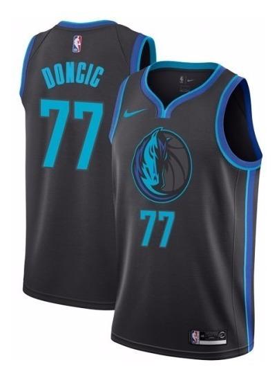 Camisa - Luka Doncic - Mavericks
