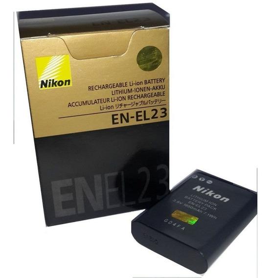 Bateria Nikon En-el 23 Original