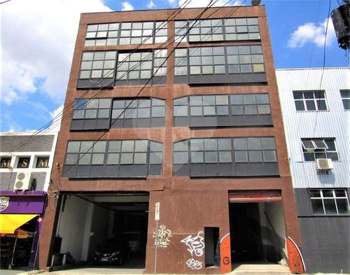 Prédio Com 2400 M² De Área Útil Em Região Central De São Paulo - 253-im463306