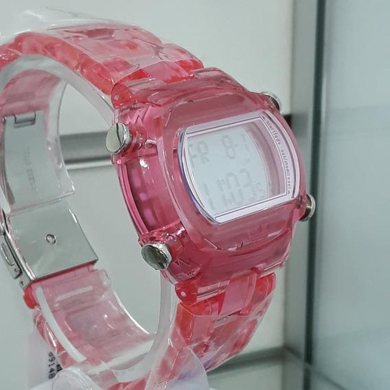Relógio adidas Originals Feminino Adh6504 Acrílico Rosa