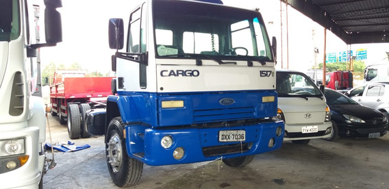 Ford Cargo 1517 Ano 2008 Toco Chassis ( 98 Mil Km Original)