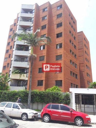 Apartamento Com 3 Dormitórios À Venda, 112 M² Por R$ 650.000 - Santo Amaro - São Paulo/sp - Ap29148