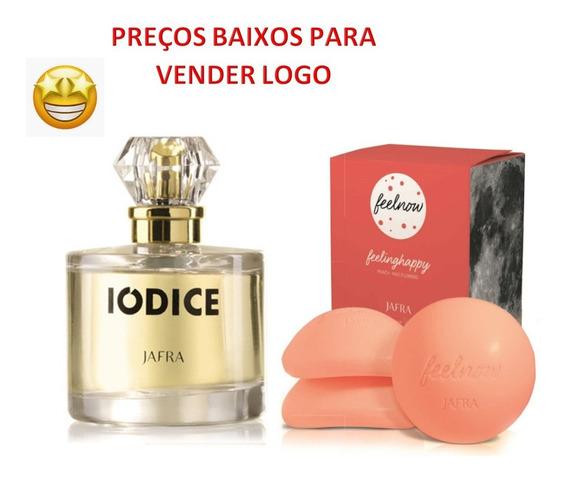 Jafra Perfumes Iodice + Feelinghappy