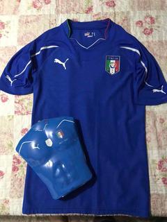 Camisa Puma Itália Authentic