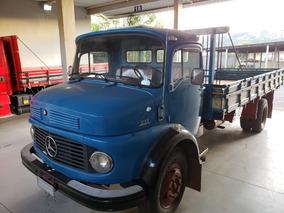 Mercedes-bens 1113 4x2 Ano 1979 Km 185.791 Rodados Relíquia