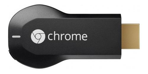 Imagen 1 de 1 de Google Chromecast Nuevo Original En Caja Sellada Msi