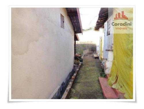 Imagem 1 de 12 de Casa Com 3 Dormitórios À Venda, 200 M² Por R$ 320.000 - Vila Biasi - Americana/sp - Ca0608