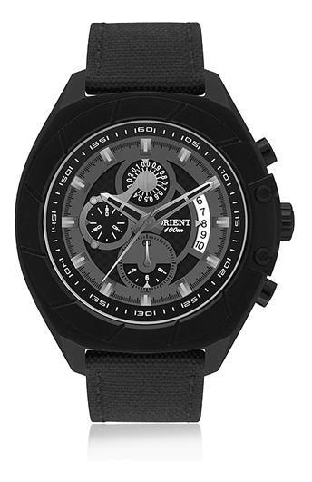 Relógio Masculino Orient Mpsnc002 P1px Preto