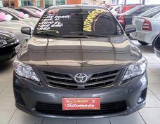 Toyota Corolla Gli Automatico Flex 2014