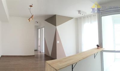 Apartamento Residencial À Venda, Vila Nivi, São Paulo. - Ap1077
