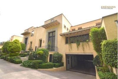 La Casa De Tus Sueños En Venta, Elevador, 12 Autos, Jardines Del Pedregal