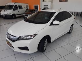 Honda City Dx 2017/2017 Branco 1.5 Flex Autom Ud 29000 Km