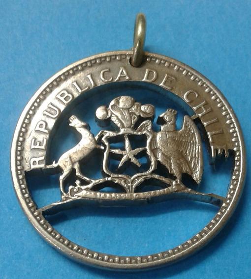 Moneda Chilena , Calada A Mano B27