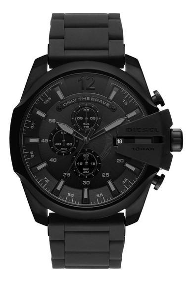 Relógio Diesel Masculino Preto Dz4486/1pn