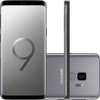 Samsung Galaxy S9 128gb 4gb 2.8ghz Novo Lacrado + Nf