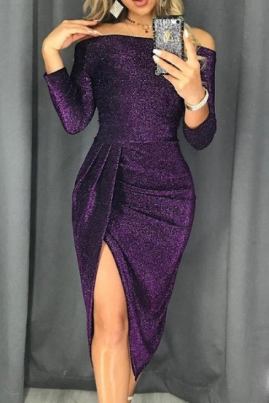 Vestido Moderno Elegante Fiesta