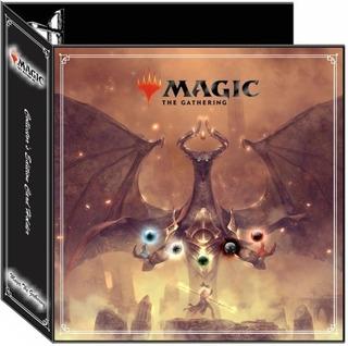 Fichário Pasta Card Game Magic The Gathering Dragão
