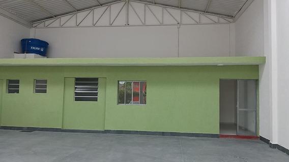 Galpão Para Alugar, 320 M² Por R$ 10.000,00/mês - Vila Sônia - São Paulo/sp - Ga1335