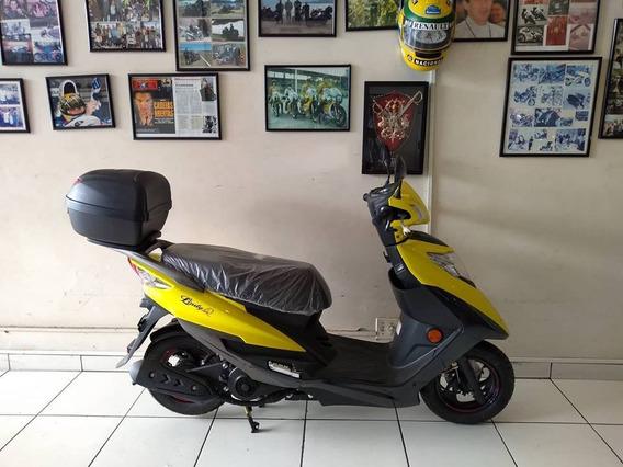 Haojue Lindy 125 0km 2019 - Moto & Cia