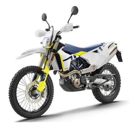 Moto Husqvarna 701 Enduro 2020 - Palermo Bikes