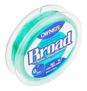 Linha Owner Broad 0,40mm X 300mts