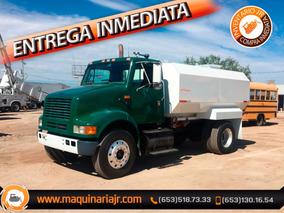 Camion Pipa De Agua International 2001, Pipas,usadas,venta