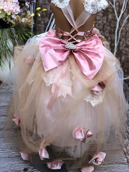 Vestido Elegante Niñas