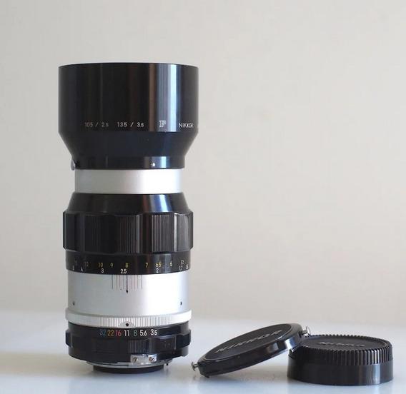 Lente Nikon, Nikkor Q-ai - Nippon Kogaku 135mm 3.5