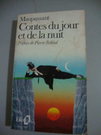 Livro Contes Du Jour Et De Nuit - Autor Guy De Maupassant