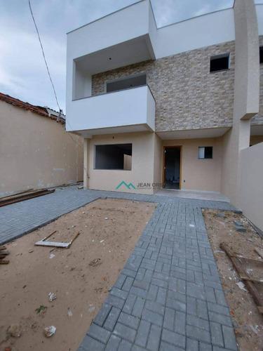 Casa Com 2 Dormitórios À Venda, 94 M² Por R$ 330.000,00 - Ingleses Do Rio Vermelho - Florianópolis/sc - Ca0248